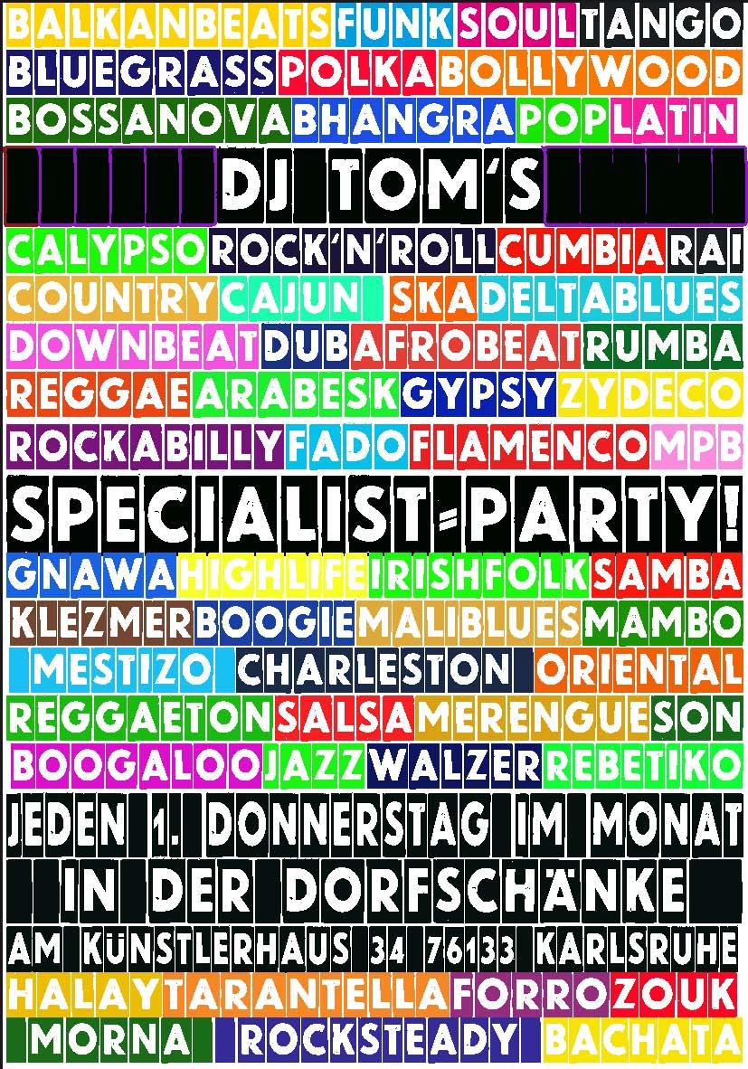 Single party karlsruhe 2015