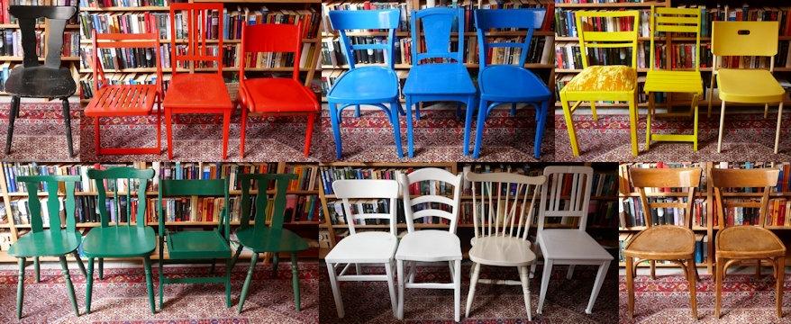 Dorfschänke Karlsruhe » Blog Archive » 20 Stühle für den guten Zweck